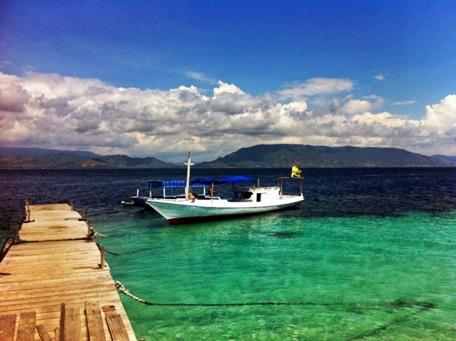 Pulau Paserang nusa tenggara barat