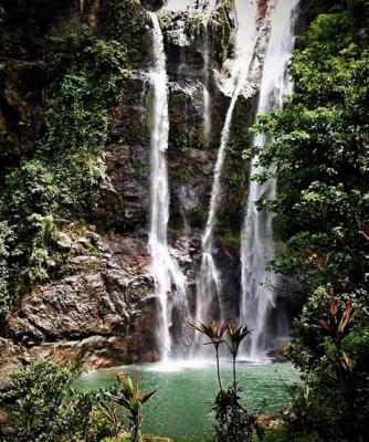 Air Terjun Cunca Rami, Flores, nusa tenggara timur