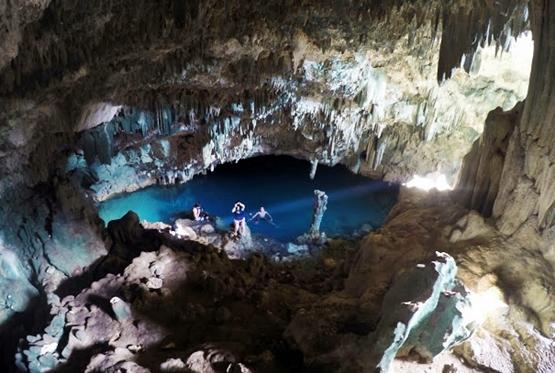 Goa Rangko, Manggarai Barat, tempat wisata di nusa tenggara timur