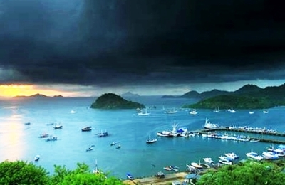 Labuan Bajo Flores tempat wisata di nusa tenggara timur