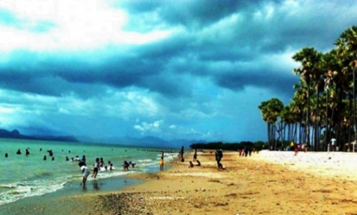 Pantai Lasiana, Kupang, nusa tenggara timur