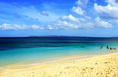 Pantai Tablolong, Kupang, nusa tenggara timur