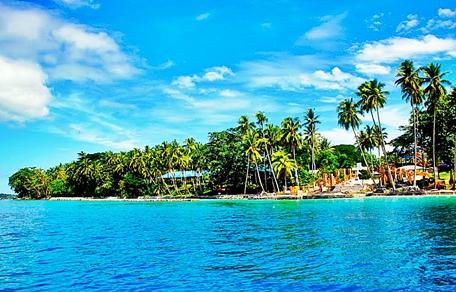 Pulau mansinam papua barat eloratour