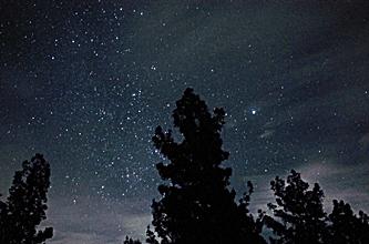 Taburan Bintang di Langit Gunung Gede eloratour