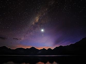 Taburan Bintang di Langit Segara Anakan eloratour