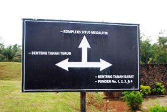 papan-nama-taman-purbakala-pugung-raharjo-lampung-timur