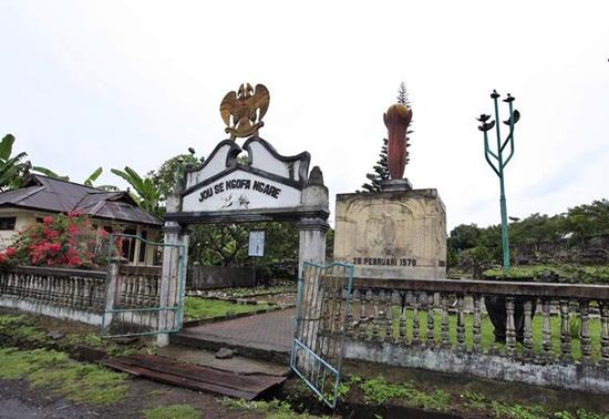 Benteng Kastela Maluku Utara