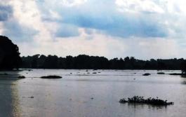Dam Raman, Metro, Lampung