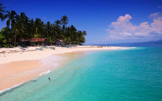 Pulau Pisang yang Menawan