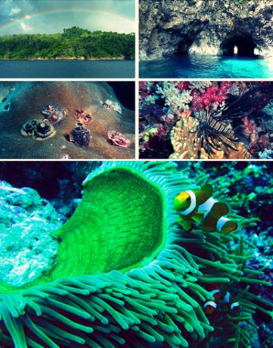Tempat Wisata di Halmahera Utara Provinsi Maluku Utara