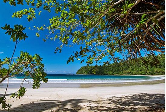 Tanjung Gorango di Pulau Morotai Maluku Utara