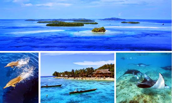 Tempat Wisata di Wilayah Kayoa Kabupaten Halmahera Selatan