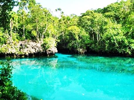 danau sole di kabupaten seram bagian timur provinsi maluku