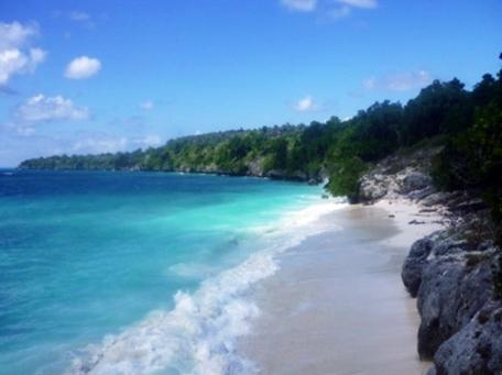 pantai liti tempat wisata menawan di maluku barat daya