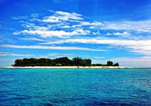 pulau bongkil di sulawesi utara