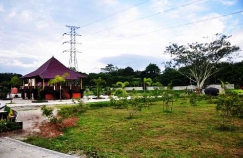 taman agrowisata di kabupaten tulang bawang barat