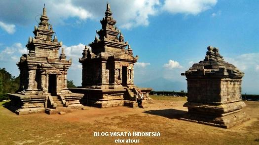 candi gedong 3 gedong songo blog wisata indonesia